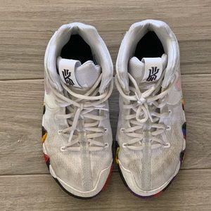Nike Kyrie 4 NCAA shoes